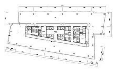 海运大厦户型图